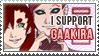 I Support GaaKira by SeelenKaetzchen
