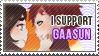 I Support GaaSun by SeelenKaetzchen