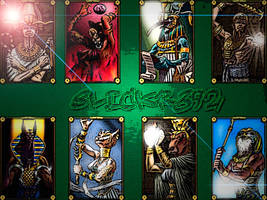 Age Of Mythology The Egyptians by SLICKR392