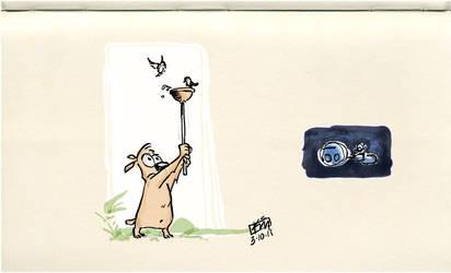Sketchbook by kmcnutt