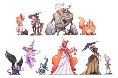 The Wonderful Wizard of Oz by ZestyDoesThings