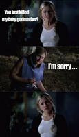 TRUE BLOOD: Sookie and Eric by d3tail3d
