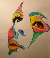 Face of all colours by kayla1495