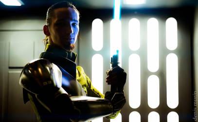 Kanan Jarrus from Star Wars Rebels by AlyonaDAngel