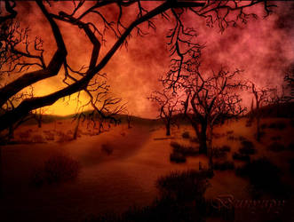 Tales of a scorched Earth by Bunyupy