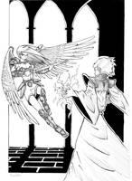Angel of Retribution by m3d10n