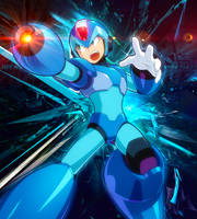 Megaman X by Megahx