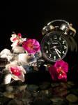 Ice Clock by amadeus16
