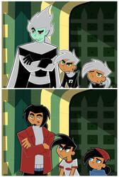 Phantom Siblings by FireWithinMidnight