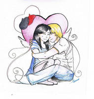 ILoveYou by TinaDrawS