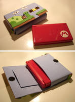 Mario DS case by lain56