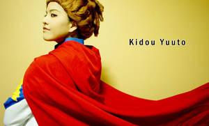 :Inazuma11: Kidou Yuuto by AROSXUKIR