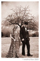 The Happy Couple_2 by deega