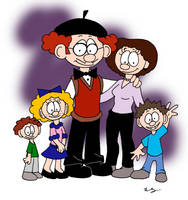 All In The Family by jbwarner86