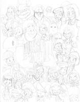 SketchDump16 - Would You Like To Play Again? by jbwarner86