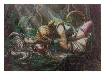 Loss of Kuja by ssdEternity