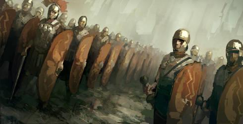 Legio X Equestris by QuintusCassius