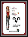 OC Adopt Aries by EnferPhenix