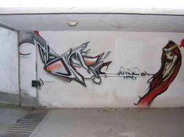 Graffiti by nitroo