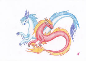 Fire and Ice by Safenna