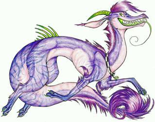 DracoSquid... kinda by TheSolitarySandpiper
