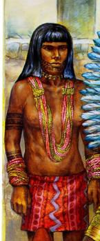Tairona Woman, AD 1500 by coricancha