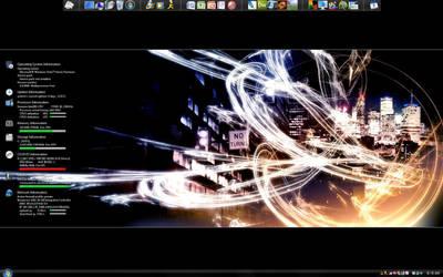 Desktop - Jan. 8, 2008 by Araqnid