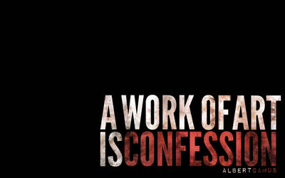 Confession by Araqnid