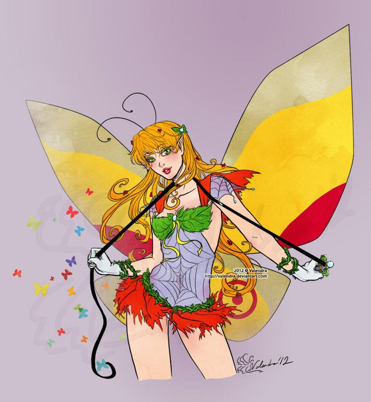 Sailor Mab by Valendra