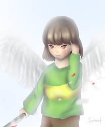 Fallen Angel by Soleaf10