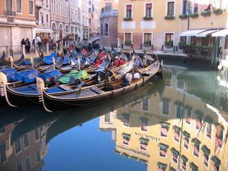 Winter at Venice-Italy by anthropomastoras
