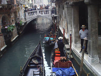 Carnival at Venice by anthropomastoras