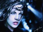 Kate Beckinsale Final by ilker-yuksel