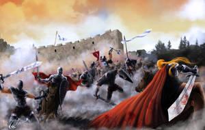 Prince of Battle by ilker-yuksel