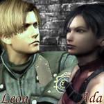 Leon X Ada by ChrisRedfieldBSAA