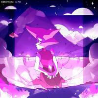 Pink Diamond Birth 2! by AndromedaeAlpha