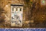 Rome Wall by velvetXskies