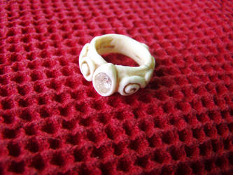 Ivory Engagement Ring by ZachariahBusch