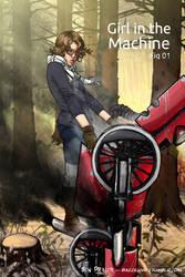 Girl in the Machine by Bazzelwaki