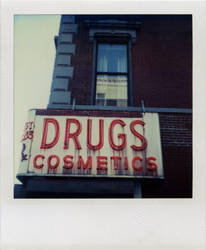 Drugs + Cosmetics by futurowoman