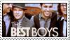 The Best Boys. by Tbearmn22