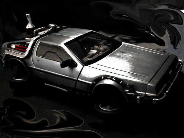 DeLorean by calixton