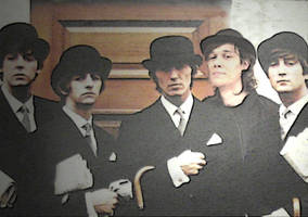 Ton and Beatles by calixton