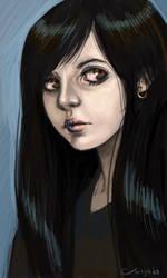 Moonstone by BlackBirdInk