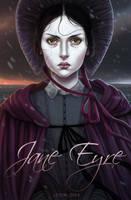 Jane Eyre by BlackBirdInk