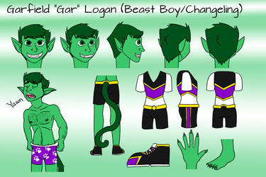 Gar Logan Reference by Robyn-Kitty