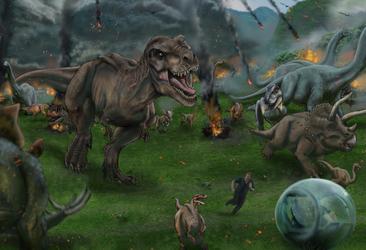 Jurassic World Fallen Kingdom by Tai91
