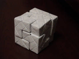 Soma Cube by diskfire