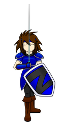 :B-Day: Knightly by diskfire