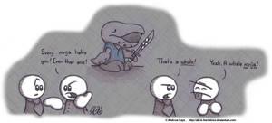 Every Ninja Hates You by AK-Is-Harmless